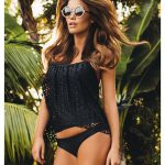 Black Tankini Tops - Ultimate Collection for Hot Summer