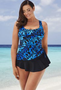 Women Long Torso Swimsuits