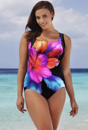 Long Torso Swimsuits Women