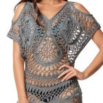 Crochet Swimsuit Cover Ups - to Flaunt Catchy Outlook
