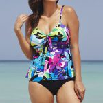 Plus Size Tankini - Cute Collection to Glow on the Beach