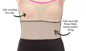 Tummy Control Bathing Suits
