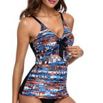 Flattering Long Torso Tankini Tops - Compliment Your Long Torso